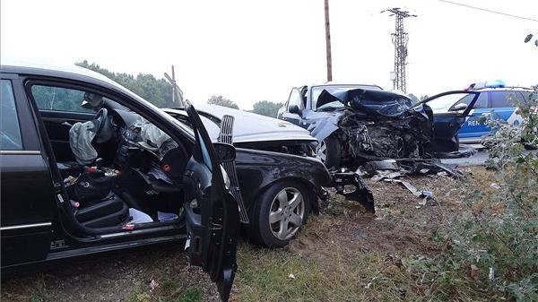 Halálos baleset Helvéciánál