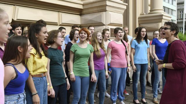Nemzetközi a cappella fesztivált rendeznek Szegeden