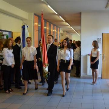 Átadták a német iskolaközpont új létesítményeit