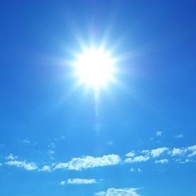 Folytatódik a meleg, napsütéses idő a hétvégén is