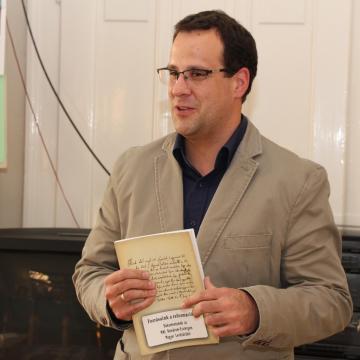 Forrásaink a reformációról – Könyvbemutató Komáromban