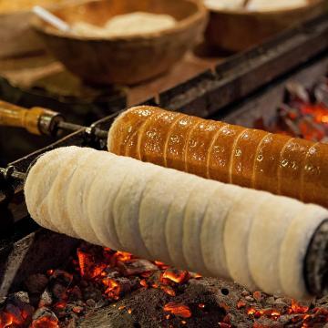 Különleges édességekkel jelentkezik a Kürtőskalács Fesztivál