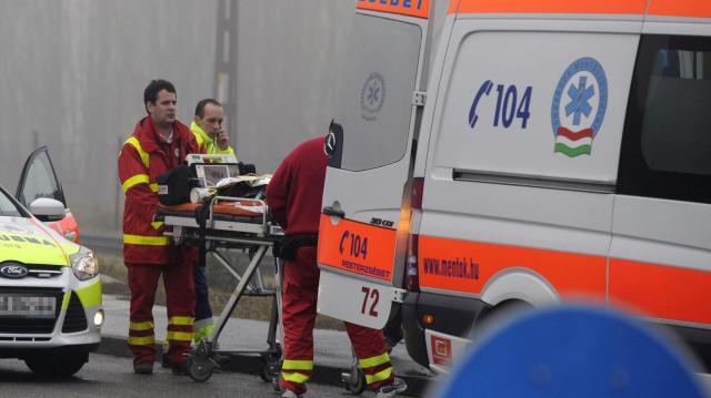 Meghalt egy gyermek közlekedési balesetben Kisberényben