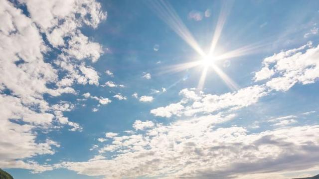 Napsütéses, meleg idő várható a héten