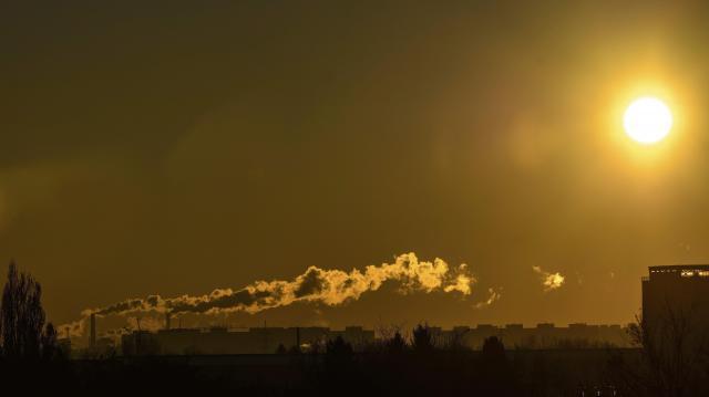 Rossz a levegő térségünkben, nem várható jelentős javulás a hétvégéig