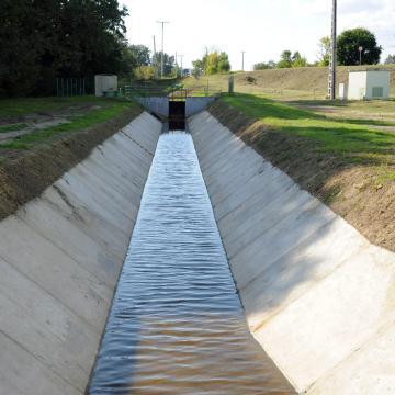 Befejeződött Hódmezővásárhelyen a csapadékvíz-elvezető rendszer rekonstrukciója