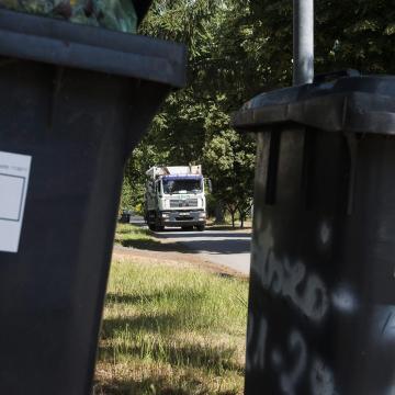 Időben szállítják a hulladékot a munkaszüneti napokon is