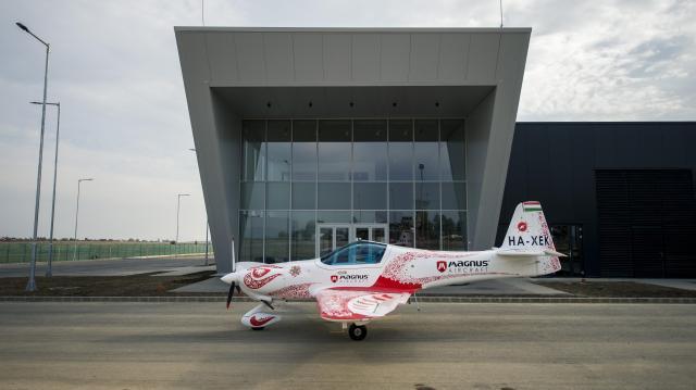 Indul a gyártás a Magnus Aircraft repülőgépgyárban
