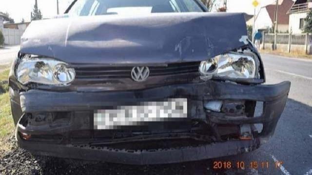 Ketten megsérültek egy balesetben Kertvárosban