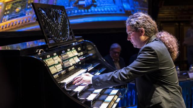 Liszt Ferenc születésnapján szólalt meg újra a Zeneakadémia orgonája