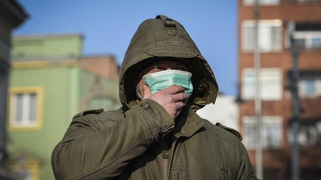 Légszennyezettség - Kerülni kell a szabadban végzett fizikai munkát