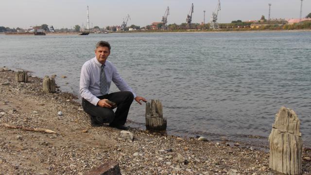 Páratlan régészeti lelet újabb darabjai kerültek elő a Dunából
