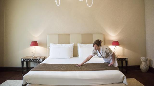 Teltház várható a szállodákban a hosszú hétvégén