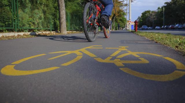 Újabb fejlesztésre várnak kiemelt kerékpárútjaink