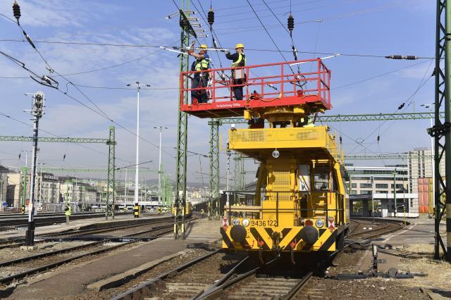 Újraindulhat a vonatforgalom a Déli pályaudvaron