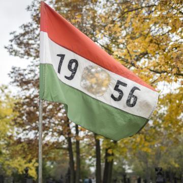 Varga Mihály: az 56-os forradalom a magyar történelem velünk élő része