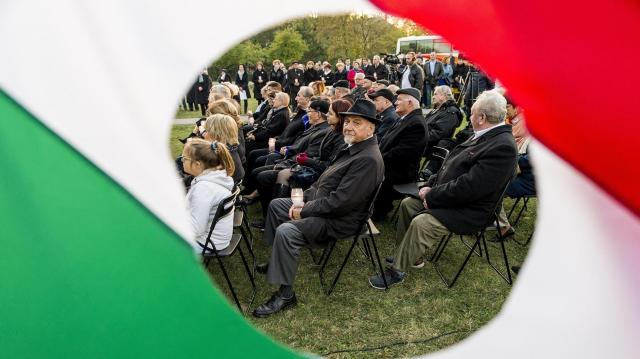 A sortűz 62. évfordulójára emlékeztek
