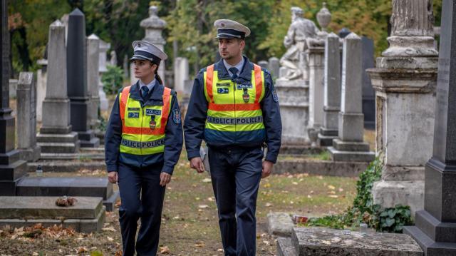 A rendőrség tanácsai halottak napjára