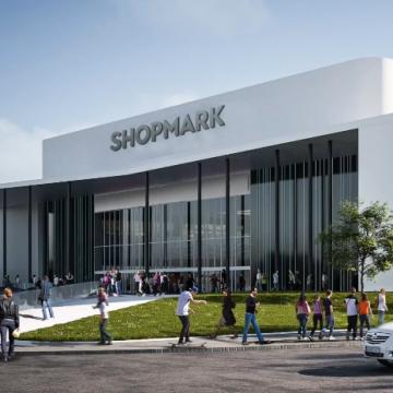 Befejeződött a kispesti Shopmark bevásárlóközpont átépítése