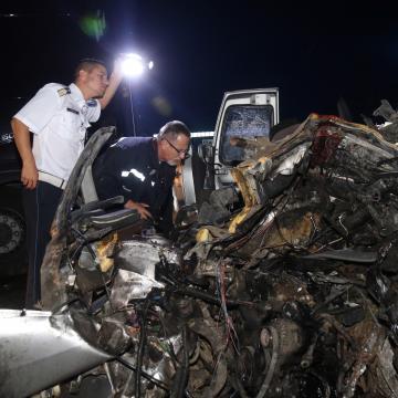Jogerősen is fogházbüntetést kapott a halálos balesetet okozó román férfi