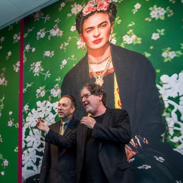 Már több mint kétszázezren látták a hétvégén záró Frida Kahlo-kiállítást