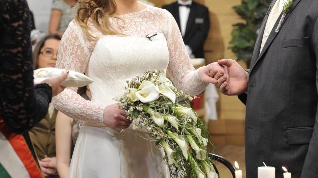Mérséklődött a természetes fogyás, nőtt a házasságkötések száma