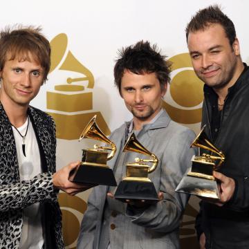 Ötödször is lesz Muse-koncert Budapesten