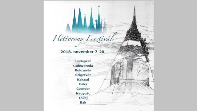 Szerdán kezdődik a Héttorony Fesztivál