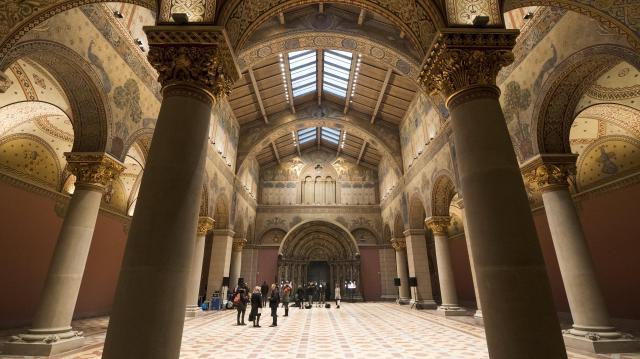 Szerdán nyílik meg a felújított Szépművészeti Múzeum