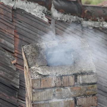 A rossz levegő oka a helytelen lakossági fűtés
