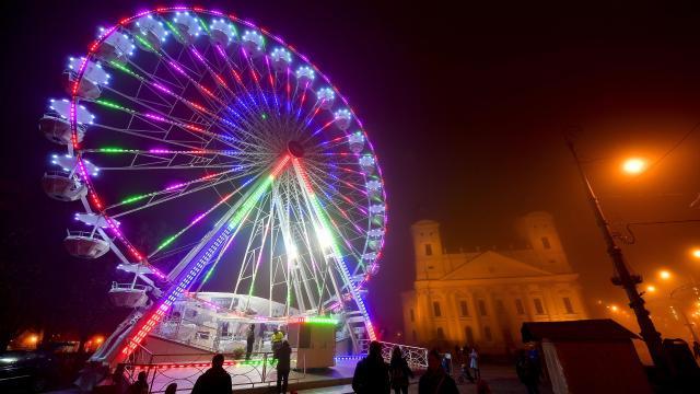 Európa kulturális fővárosa lehet Debrecen