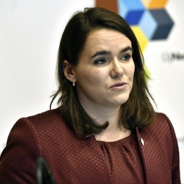 Novák Katalin: további családpolitikai intézkedések megerősítésére szolgál a nemzeti konzultáció