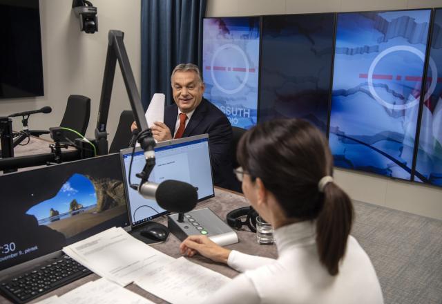 Orbán Viktor: Meg kell védeni az embereket az illegális migrációtól