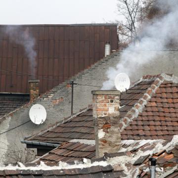 Szálló por - Több városban ismét nőtt a légszennyezettség