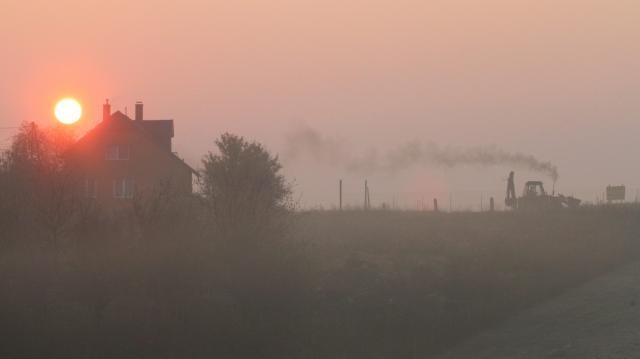 Több településen továbbra is kifogásolt a levegőminőség
