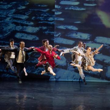 Balett társulatunkkal ünnepli 70. évfordulóját a Magyar Táncművészek Szövetsége