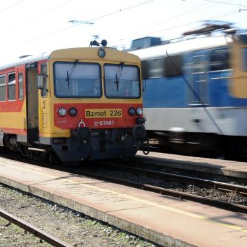 December 9-től új menterend szerint vonatozunk