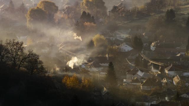 Egy városban már veszélyes, ötben egészségtelen a levegő