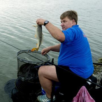 Horgászszövetségi elnök: kiváló a magyar hal minősége