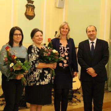 Idén is ketten kaptak Salkaházi Sára-díjat Komáromban