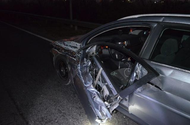 Kamionokkal baleseteztek, mégsem sérültek meg
