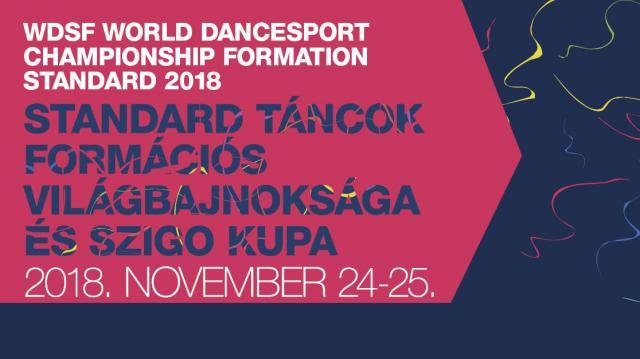 Pécsen versenyeznek a világ táncosai