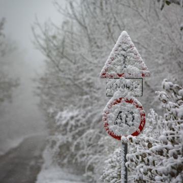 Térségünkben is havazásra figyelmeztet a meteorológiai szolgálat
