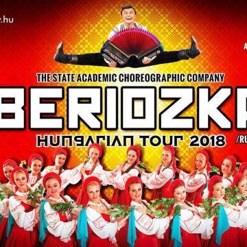 Több városban is fellép az orosz Beriozka Együttes