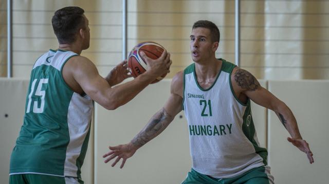 A csapategység vb-selejtezőre készülő kosarasaink erénye