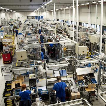 A magyar foglalkoztatás európai viszonylatban is kiemelkedő