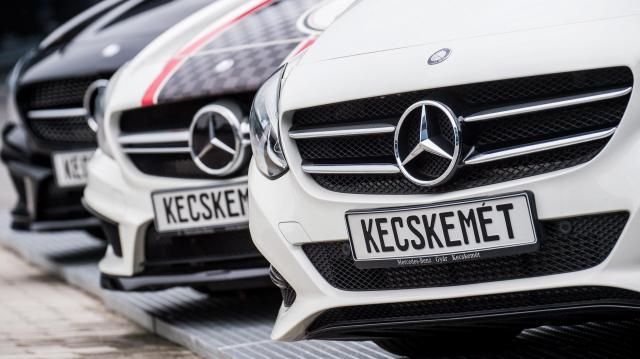 Átadták a Mercedes-Benz Iskola felújított épületszárnyát Kecskeméten