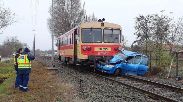 Halálos vasúti baleset Hetényegyházán