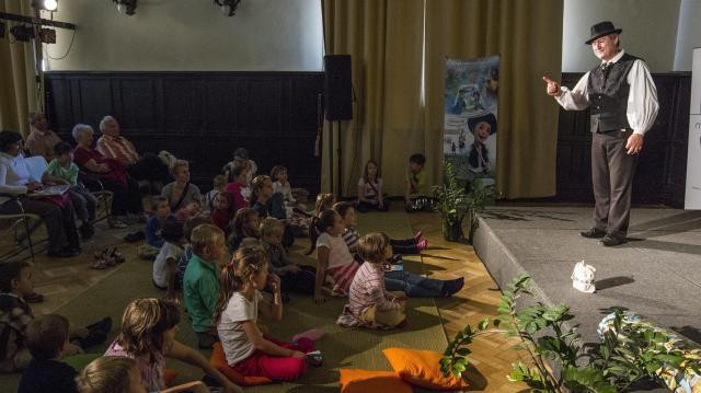 Mesekonferenciát rendeznek a Hagyományok Házában
