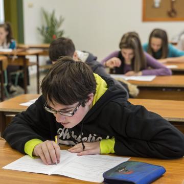 Középiskolai felvételik - Péntekig lehet jelentkezni a központi írásbelikre